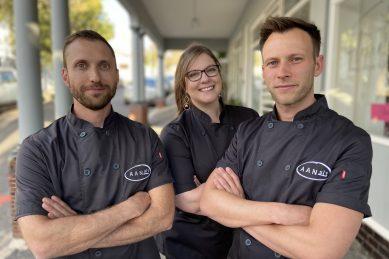 Aansit winners: Trio is planning menus