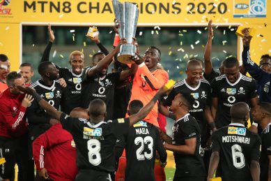 Pirates end trophy drought after claiming MTN8 trophy