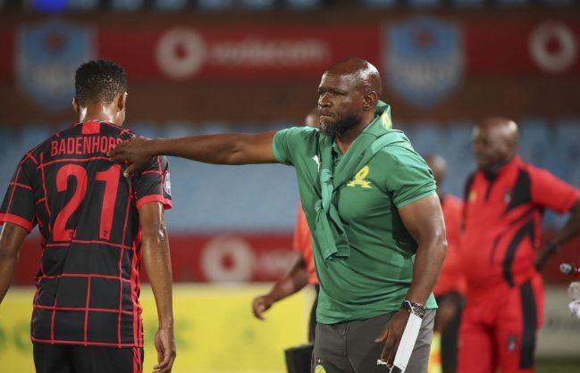 'We had to deliverthe resultsunder these circumstances' – Komphela