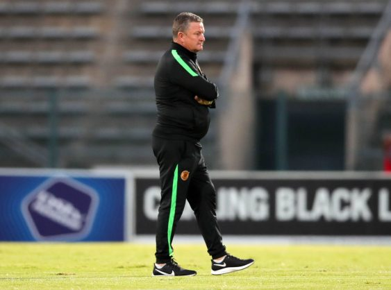 Chiefs coach Hunt makes no excuses after United defeat