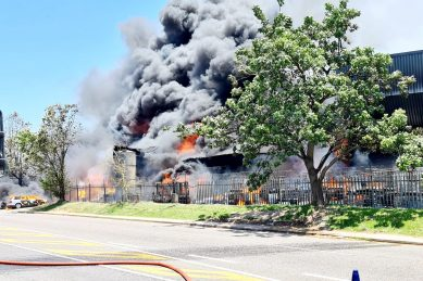Durban refinery blast: Residents who want answers tell Engen: 'Prepare for war'