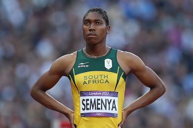 Some advice for Caster: Try qualifying for Tokyo by focusing on the 5,000m