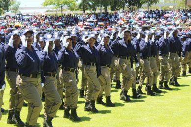 Recalled JMPD cadets finally graduate