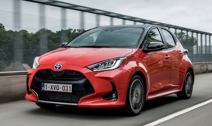 Toyota Yaris will serve as a base for next generation Mazda2 come 2022