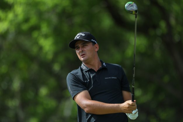 Bezuidenhout in six-way tie for SA Open lead at Sun City