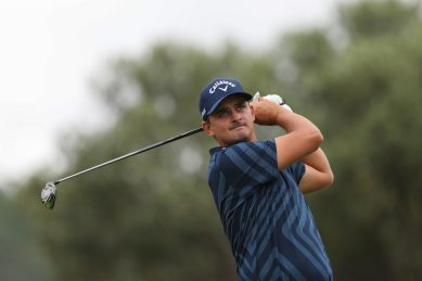 Bezuidenhout surges five strokes clear after third round of SA Open
