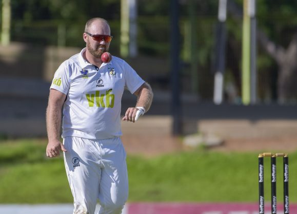 Von Berg the star with the ball as Knights romp to another victory
