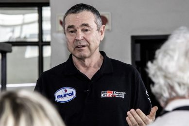 Meet Glyn Hall, the mastermind behind South Africa's Dakar onslaught