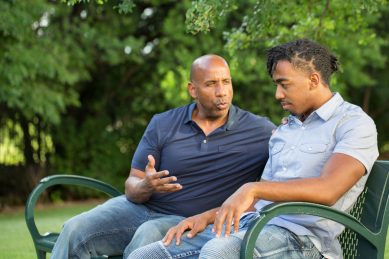 'As I was growing up I realised it's not only me' – chronicles of a fatherless son