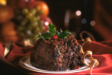 Steamed Christmas pudding in slow cooker recipe