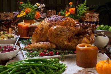 Christmas Roasts recipe from turkey and gammon