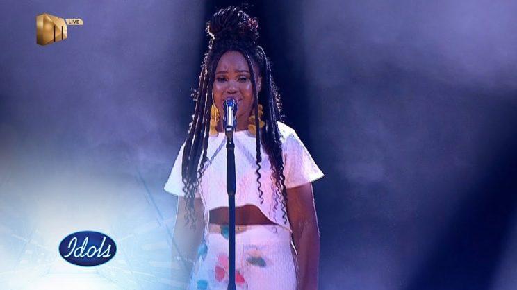 Zama wins Idols SA 16