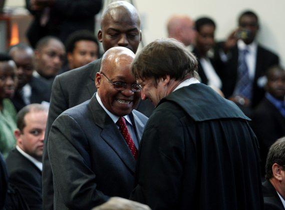 Zuma's long-awaited day in court finally set