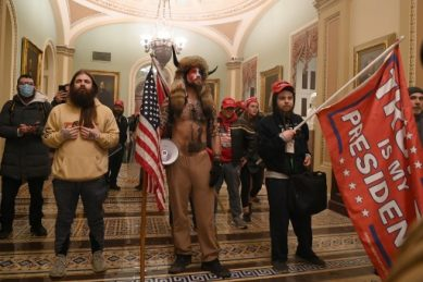 WATCH: Clothing and symbols of Capitol rioters reveal future threat