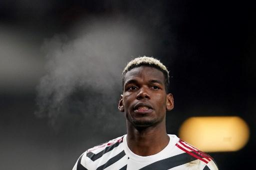 United's Pogba urges calm ahead of Liverpool clash
