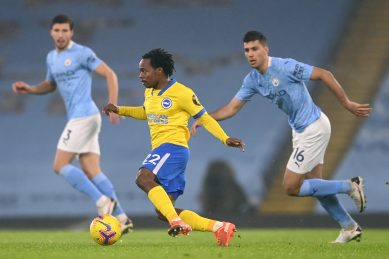 Tau's magic dazzles even Guardiola