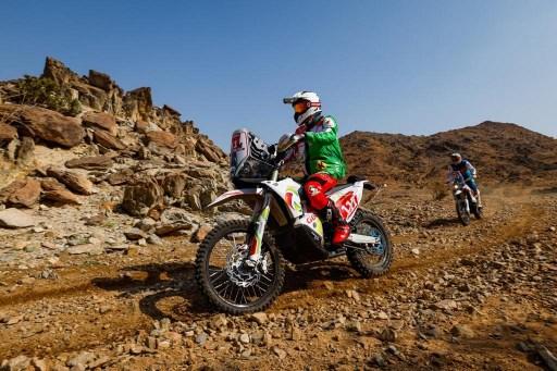 French motorcyclist Cherpin dies after 178km/h Dakar Rally fall