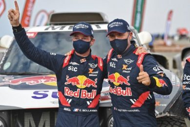 30 years in the game: Peterhansel wins Dakar Rally for 14th time