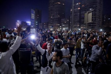 New Egypt uprising 'inevitable,' say Muslim Brothers