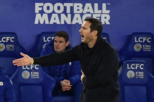 Under-pressure Lampard ignoring talk over his Chelsea future