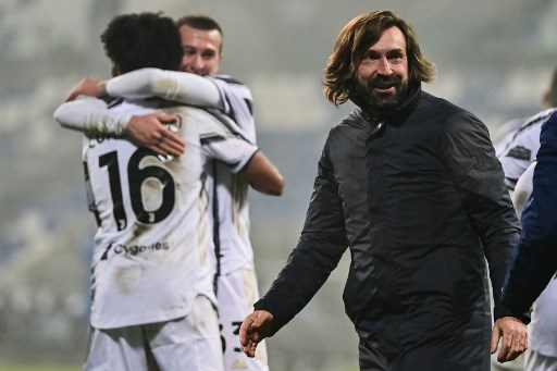 Pirlo wins first trophy as Juventus beat Napoli in Italian Super Cup