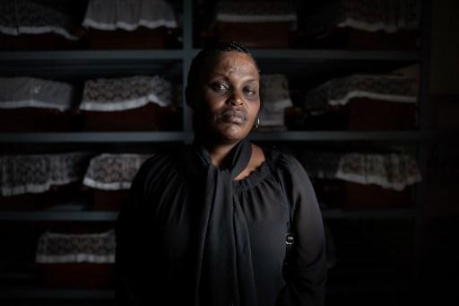 The nine lives of Rwanda genocide survivor Albertine