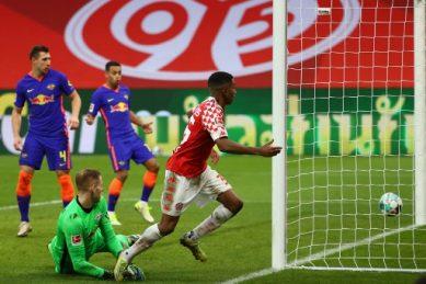 Leipzig slump to surprise loss at Mainz
