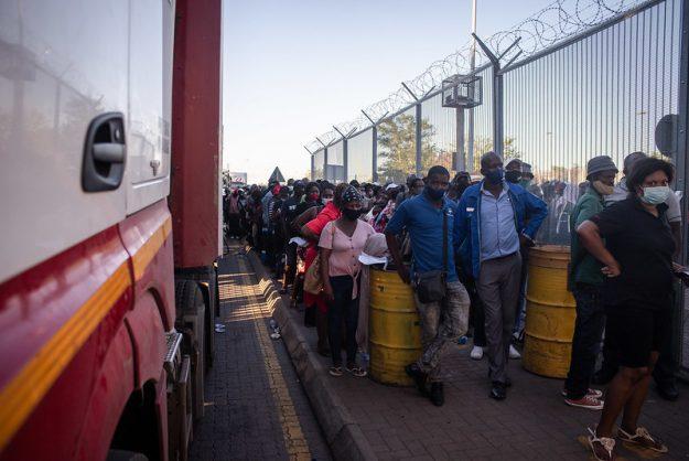Frustration over border closures