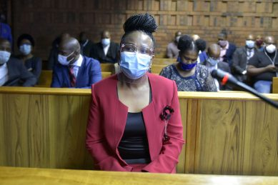 Perjury case 'beginning of the end' for Mkhwebane as public protector, says Accountability Now