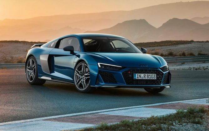 Subtle update with a new name: Audi unleashes revised R8