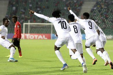 CHAN newcomers Togo upset Uganda, Rwanda hold misfiring Morocco
