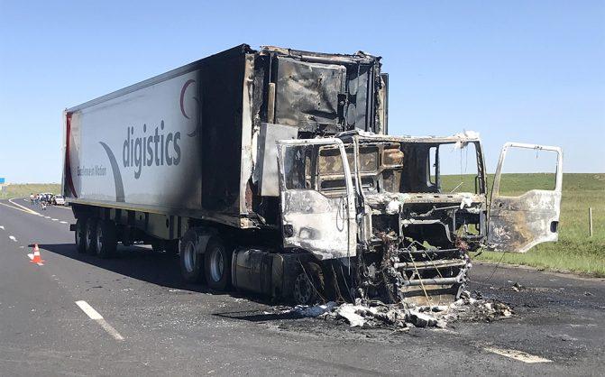 Trucking union threatens national shutdown if memorandum is ignored