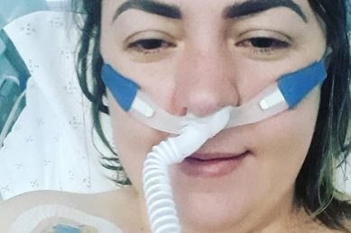 Journalist recounts Covid-19 nightmare after having to go into ICU