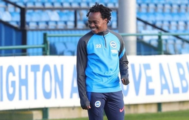WATCH: Percy Tau makes his mark during Brighton debut