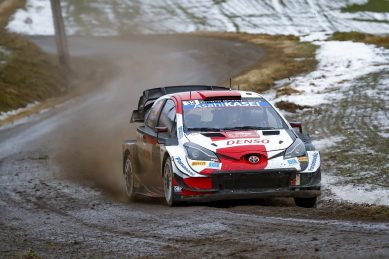 First blood to Ogier and Toyota in WRC Monte Carlo season opener