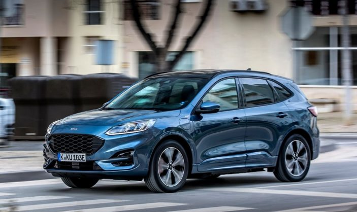 Planned seven-seat Ford Kuga won't be available anywhere but China