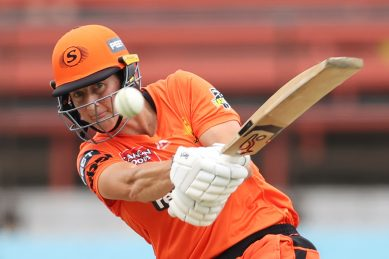 Devine inspiration: Kiwi belts fastest ton in women's T20 history