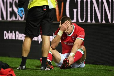 Wales hit by Williams ban for Six Nations opener