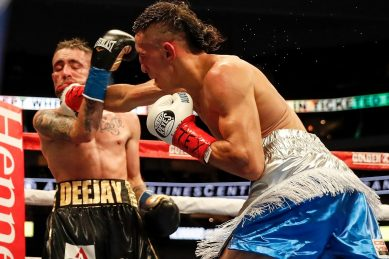Alvarado stops Kriel to retain IBF light-flyweight crown