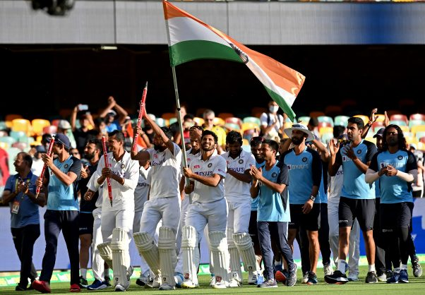 'Greatest Test victory': India's Gabba heroes light up social media