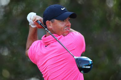 Rejuvenated McIlroy sets early pace in Abu Dhabi