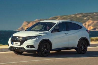 New platform and powerunits the key highlights of incoming new Honda HR-V