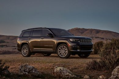 Jeep ditching diesel for new Grand Cherokee and RHD for incoming Grand Wagoneer