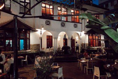 Award-winning Cape restaurant La Mouette up for sale