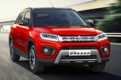 Maruti Suzuki readying all-new Vitara Brezza by the end of 2021