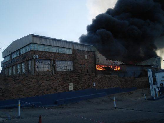 Separate fires destroy 300 shacks in Joburg