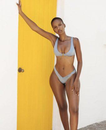 Here's how to get Miss SA Shudufhadzo Musiḓa's toned abs