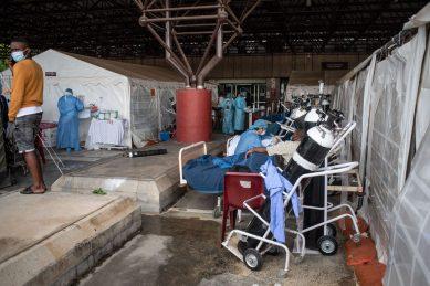 Steve Biko Academic Hospital staff shortage resolved, Mkhize reveals