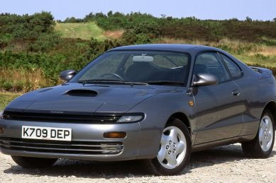 Back on? Toyota files second application for Celica name