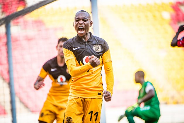Kaizer Chiefs' Billiat out for two months with a broken leg